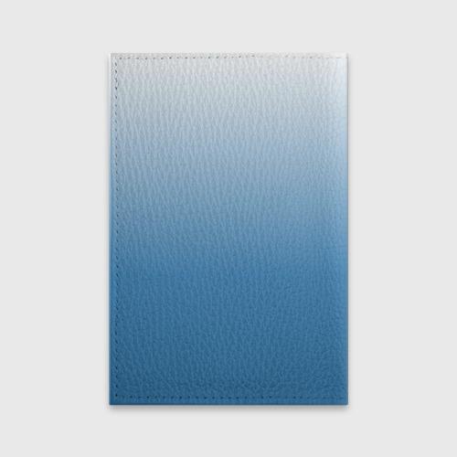 Обложка для паспорта матовая кожа  Фото 02, Умный студент