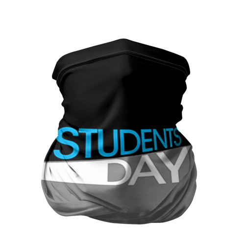Бандана-труба 3D День студента