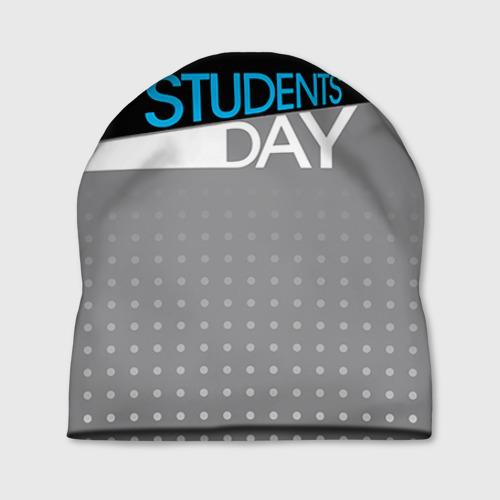 Шапка 3D День студента
