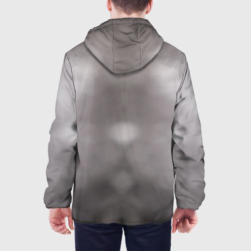 Мужская куртка 3D  Фото 05,  Кот