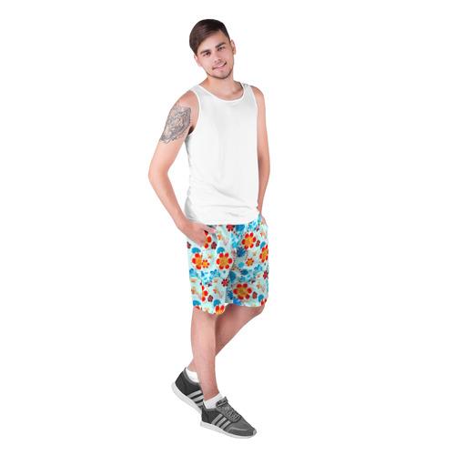 Мужские шорты 3D  Фото 03, Роспись