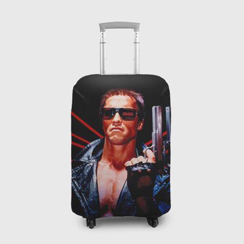 Чехол для чемодана 3D Терминатор 1 Фото 01