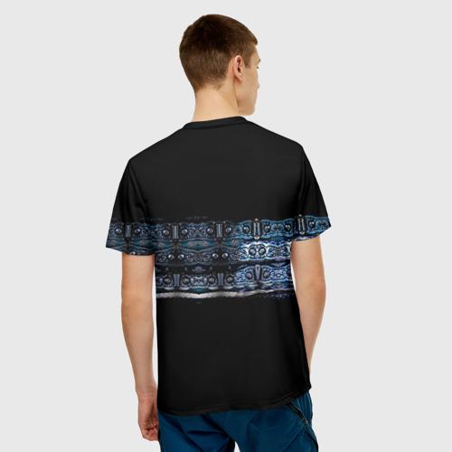 Мужская футболка 3D  Фото 02, Nickelback