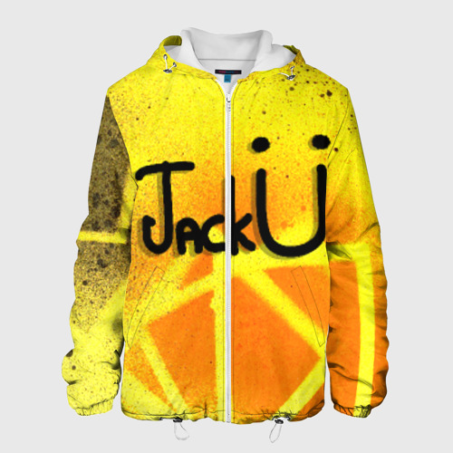 Мужская куртка 3D  Фото 01, Jack U Collection