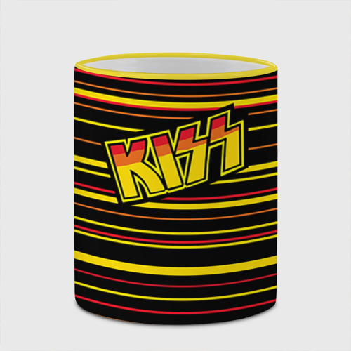 Кружка с полной запечаткой  Фото 03, Kiss