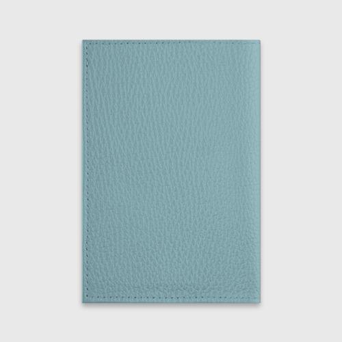 Обложка для паспорта матовая кожа  Фото 02, Вдвшник