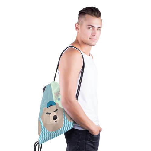 Рюкзак-мешок 3D  Фото 03, Вдвшник