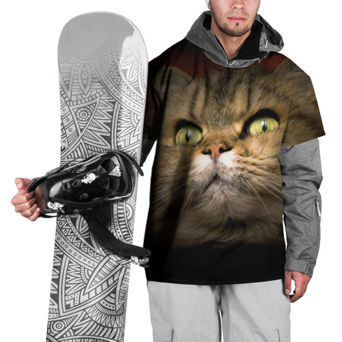Накидка на куртку 3D  Фото 01, Кот