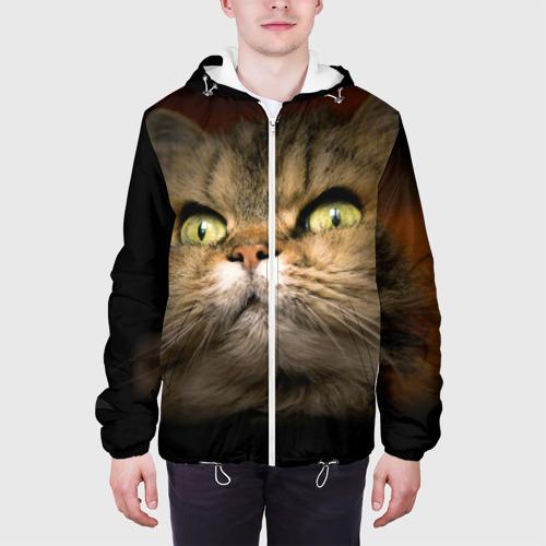 Мужская куртка 3D  Фото 04, Кот