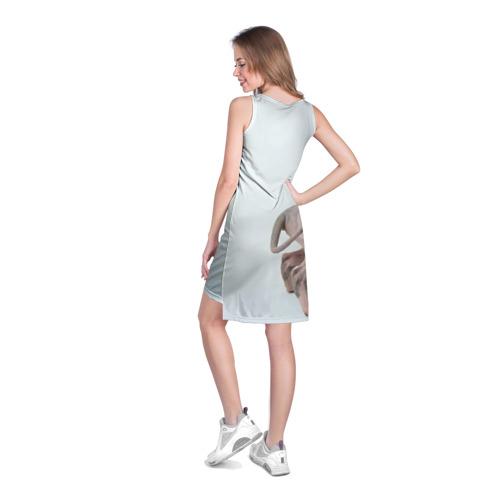 Платье-майка 3D  Фото 04, Сфинкс