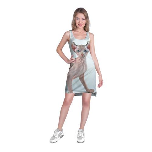 Платье-майка 3D  Фото 03, Сфинкс