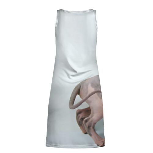 Платье-майка 3D  Фото 02, Сфинкс