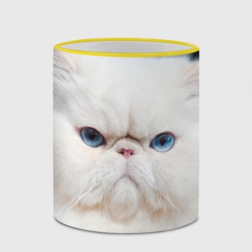 Кружка с полной запечаткой  Фото 03, Персидский кот