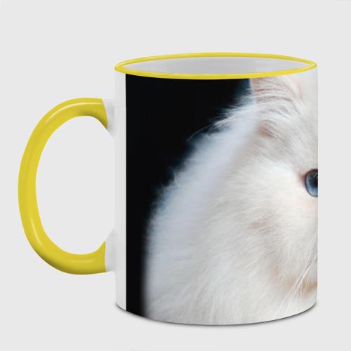 Кружка с полной запечаткой  Фото 04, Персидский кот