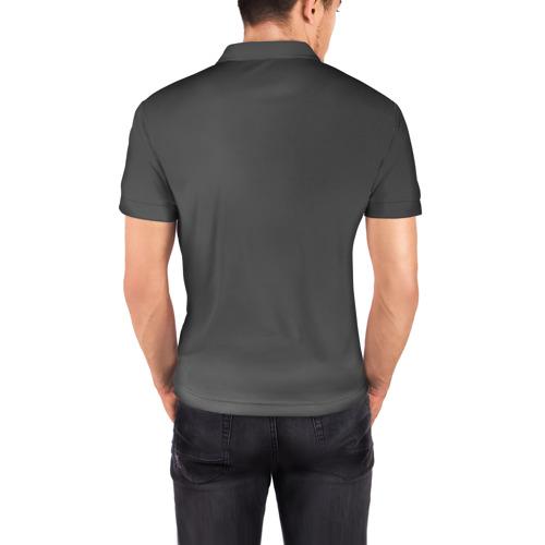 Мужская рубашка поло 3D  Фото 04, Котенок