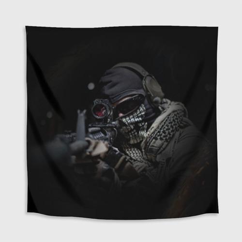 Скатерть 3D  Фото 02, Sniper