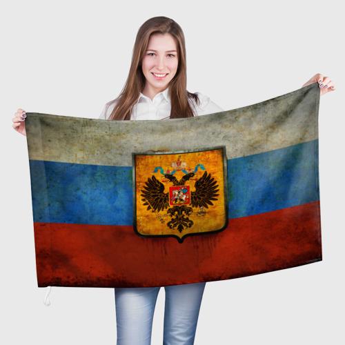 Флаг 3D  Фото 01, Россия
