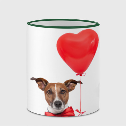 Кружка с полной запечаткой  Фото 03, Собака с шариком