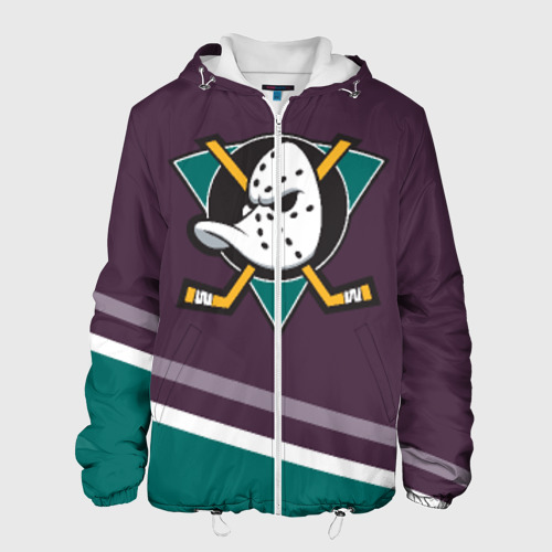 Мужская куртка 3D  Фото 01, Anaheim Ducks Selanne