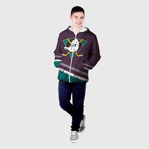 Мужская куртка 3D  Фото 03, Anaheim Ducks Selanne