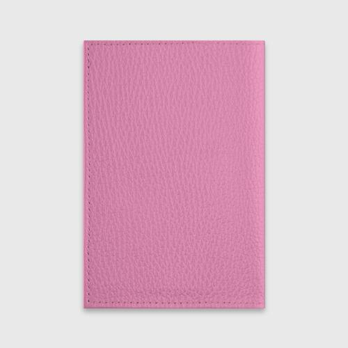Обложка для паспорта матовая кожа  Фото 02, Мышка с сыром