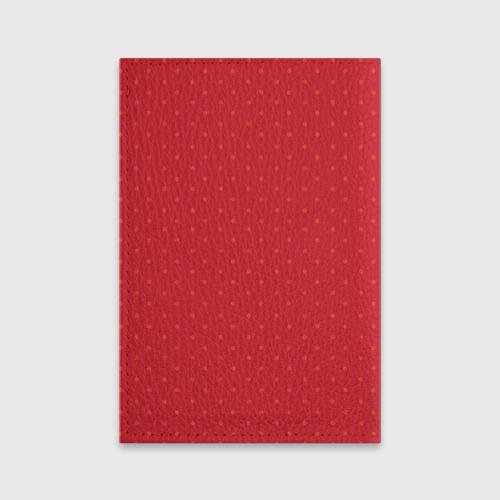 Обложка для паспорта матовая кожа  Фото 02, Любовь