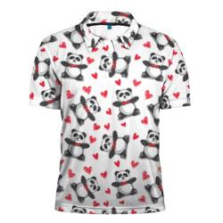 Панда и любовь