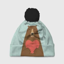 Медведь с сердцем