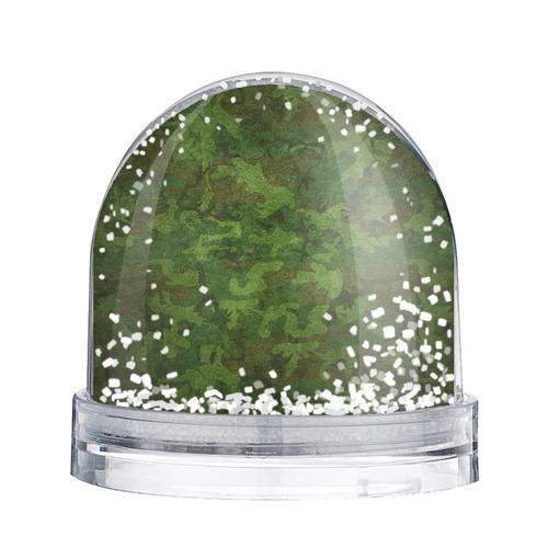 Водяной шар со снегом  Фото 02, Лучший крестник