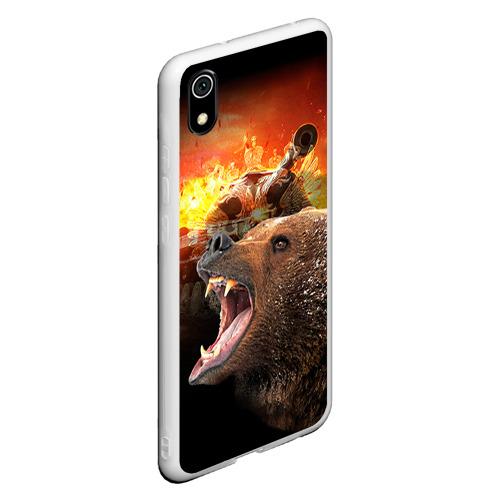 Чехол для Xiaomi Redmi Mi 7A Защитник Фото 01