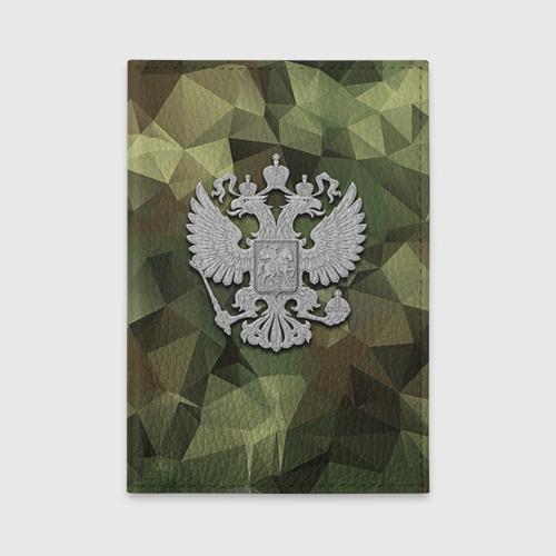 Камуфляж и герб