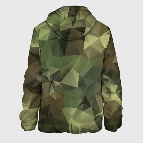 Мужская куртка 3D  Фото 02, Камуфляж и герб