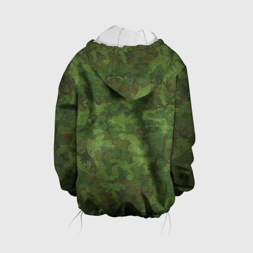 Детская куртка 3D  Фото 02, Герб на камуфляже