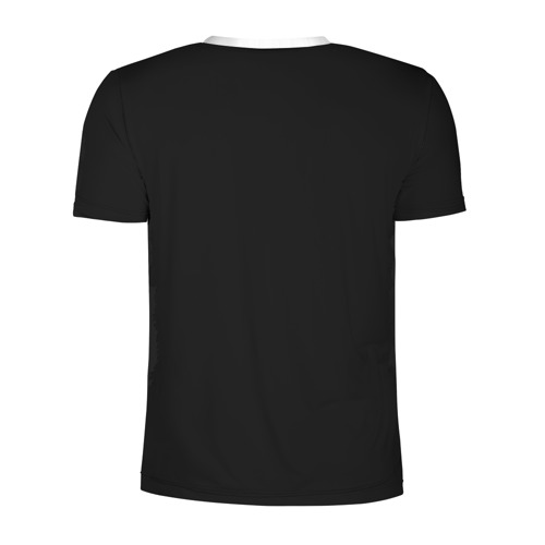 Мужская футболка 3D спортивная  Фото 02, Мопс