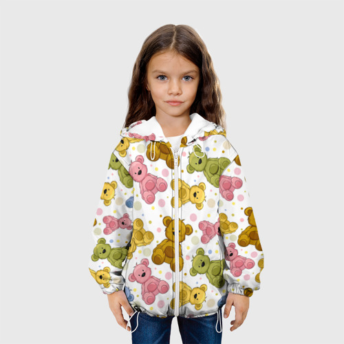 Детская куртка 3D  Фото 04, Медвежата