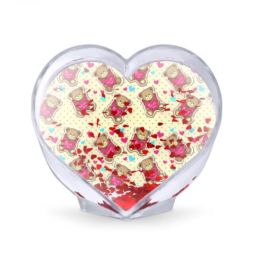 Сувенир Сердце  Фото 02, Мишки