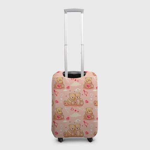 Чехол для чемодана 3D  Фото 02, Love Teddies