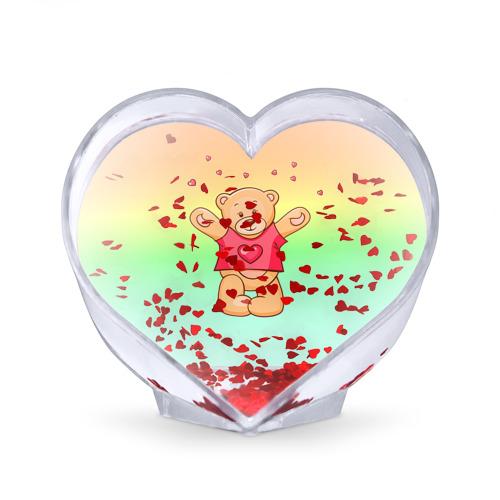 Сувенир Сердце  Фото 02, Funny Bear