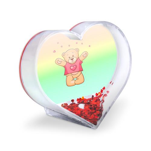 Сувенир Сердце  Фото 03, Funny Bear