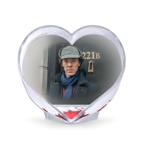 Сувенир Сердце Бенедикт Камбербэтч 4 от Всемайки