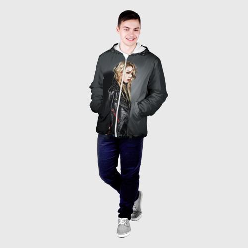 Мужская куртка 3D  Фото 03, K pop