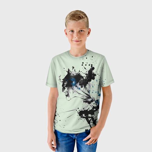 Детская футболка 3D Герой 1