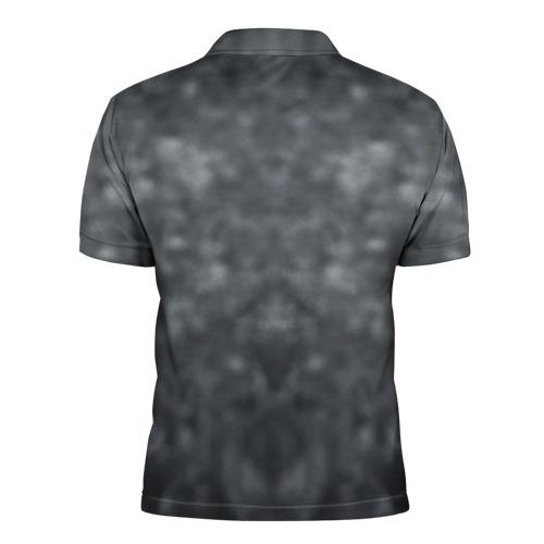 Мужская рубашка поло 3D  Фото 02, Английский бульдог