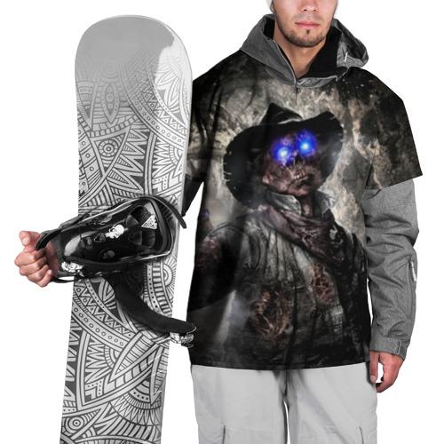 Накидка на куртку 3D  Фото 01, Зомби