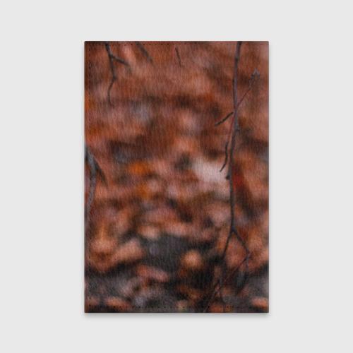 Обложка для паспорта матовая кожа  Фото 02, Бостон Терьер