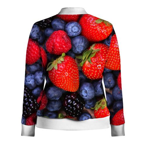 Женская олимпийка 3D  Фото 02, Berries