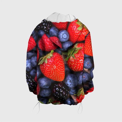 Детская куртка 3D  Фото 02, Berries