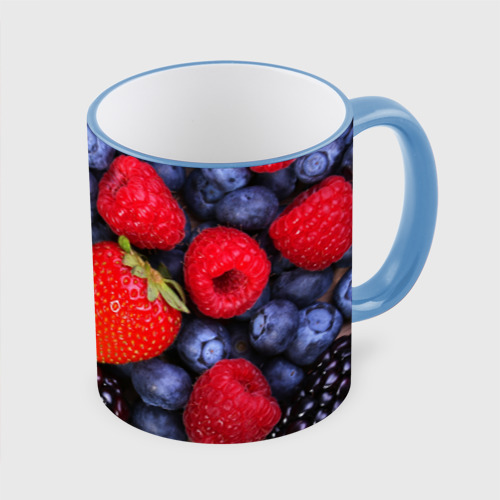 Кружка с полной запечаткой  Фото 01, Berries