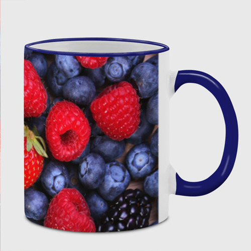 Кружка с полной запечаткой  Фото 02, Berries