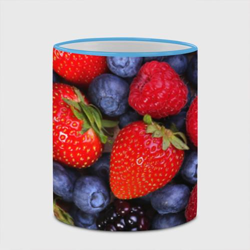 Кружка с полной запечаткой  Фото 03, Berries